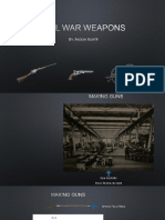 8-2 civil war weapons powerpoint