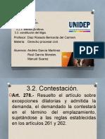 Expo 2 Contestación