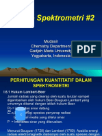 Metode Spektrometri-2