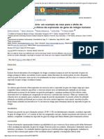 Um Ensaio Out-Of-laboratório_ Um Exemplo de Caso Para o Efeito Do Exercício Intensivo Sobre Ritmos Da Expressão Do Gene Do Relógio Humano