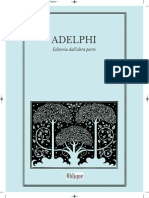 Adelphi. Editoria dall'altra parte