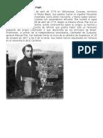 Biografía de Manuel Piar