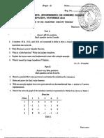 EE 09 303 - Electric Circuit Theory, November 2014