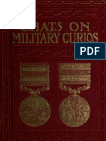 Chats on military curios
