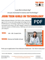 tgi tech flyer - mms redmond
