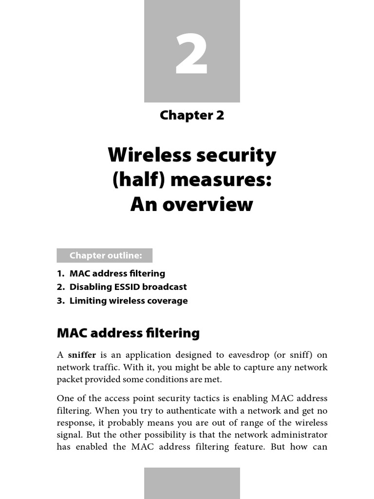 31 Hacking Wireless theory