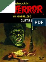[Bolsilibros] [Seleccion Terror 17] Garland, Curtis - Yo, Hombre-lobo