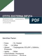 Bst-otitis Eksterna Difusa