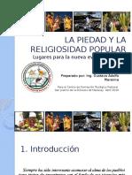 TALLER de RELIGIOSIDAD POPULAR Ajustado a Resurerccion Del Señor.
