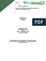 APORTE BIOLOGIA AMBIENTAL (Reconocer Diferentes Presiones Antropicas y Explorar La Biotecnología)