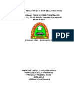 Cover Dan Pengesahan BST Icu Lengkap