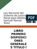 Ley Nacional de Adolescentes México junio 2016