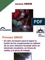soldadura SMAW dipositvas