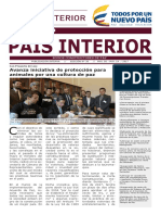 Semanario / País Interior 08-05-2017