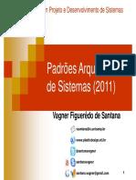 Padrões Arquiteturais de Sistemas (Ppt)