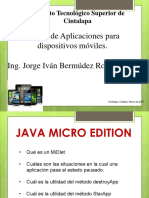 Android y Midlets (1)