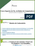 Roteiro01-Lab de Redes