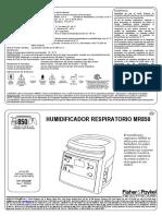 Guia Rapida Humidificador MR850