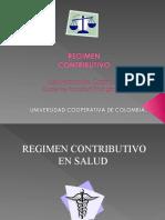 Regimen Contributivo en Salud