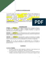 Nda (Acuerdo de confidencialidad)