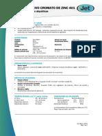 1 Anticorrosivo Cromato de Zinc 401