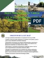 Ley 20417