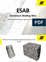 2 Aluminium Welding Wire Regarding Cost and Quality