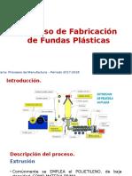 Deber 1 - Proceso de Fabricacion de Fundas Plasticas - José Contreras, Joel Coca, Jaime Chica