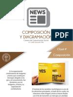 Clase Diagramación y Composición