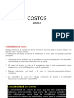 Sesion 5 Costos Ing Eco Fin