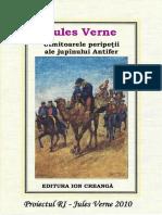 15. Jules Verne - Uimitoarele peripetii ale jupinului Antifer.doc