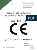 RPC Comprobacion Marcado CE Productos Construccion Ver 3 Noviembre 2013[1]