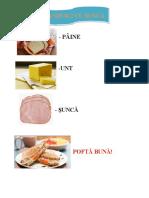 SANDVICI CU ŞUNCĂ+RETETA ILUSTRATA
