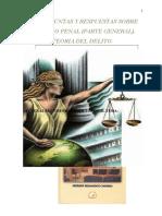 300 Preguntas y Respuestas Sobre Derecho Penal