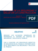 4. Gestion de Seguridad y Salud en El Trabajo