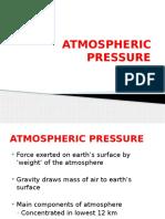 3. Pressure, Cells