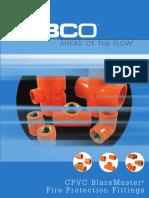 Blaze Master NIBCO Catalog