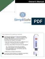 Simplisafe Alarm System Manual 2