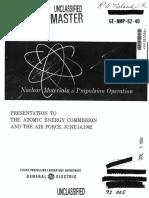 Atomic Propulsion