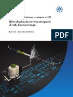 Elektrohydrauliczne Wspomaganie Uk_adu Kierowniczego