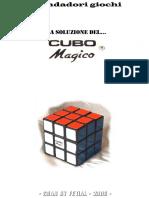 Soluzione Cubo Magico Rubik © Mondadori.pdf
