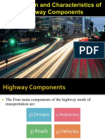 Ch1 of Highway Components