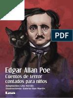 Edgar Allan Poe Libro