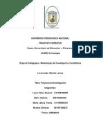 Informe Final de Investigacion Cuantitativa