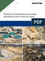 Mineracao de Cobre y Visao Geral