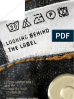 Looking Behind the Label - Chapter 1