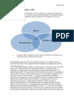 Ética y Política (Resumen y Reposición de Autores-As) Derecho