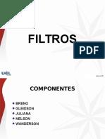 apresentação filtros