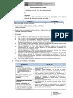 AVISO DE CONVOCATORIA PROCESO CAS N° 131 - 2017-MIDIS-PNCM