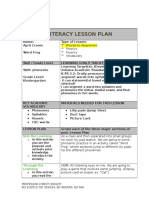 word work lesson plan word frog
